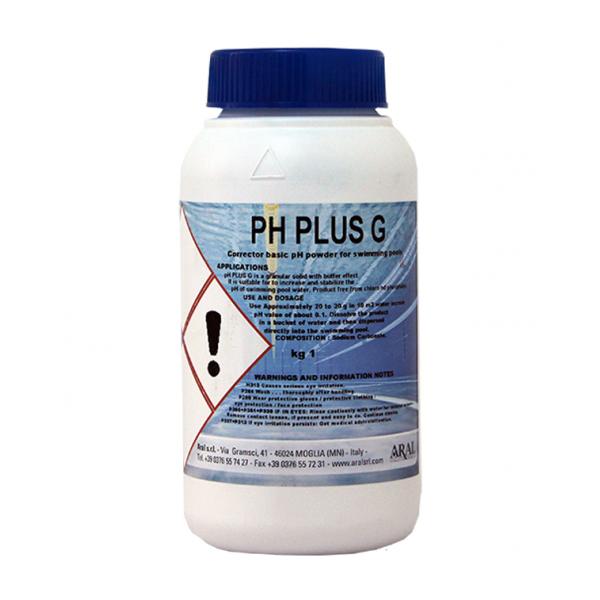Լողավազանի ջրի PH-ը բարձրացնող փոշի PH PLUS GRANULARE
