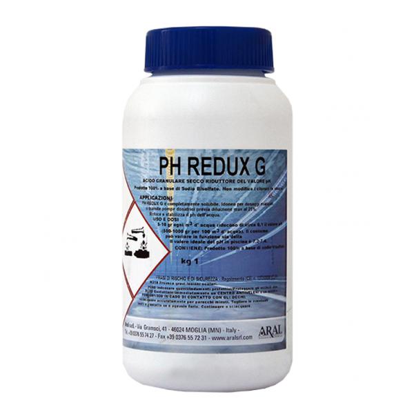 Լողավազանի ջրի PH-ը նվազեցնող փոշի PH REDUX GRANULARE