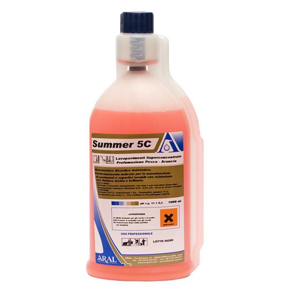 Հատակ մաքրող միջոց Summer 5C