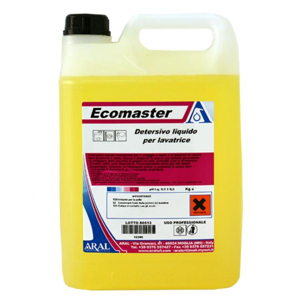 Լվացքի գել-խտանյութ ECOMASTER 5 լ.