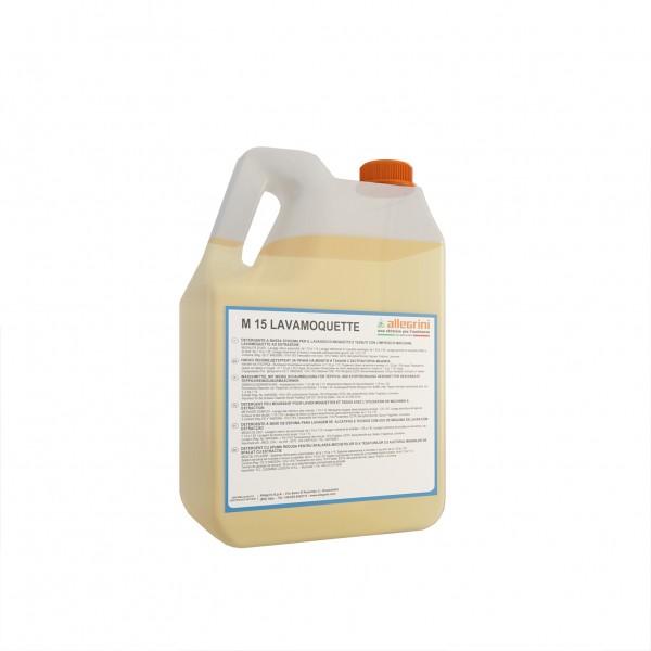 Գորգ և փափուկ մակերեսներ մաքրող միջոց Allegrini M15 Lavamoquette