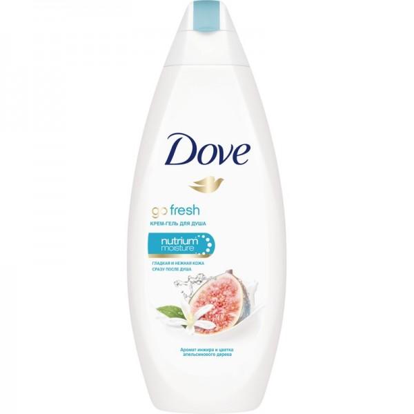 Լոգանքի գել Dove Թուզ և նարնջի ծառի ծաղիկ
