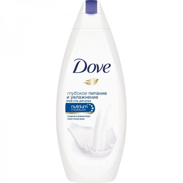 Լոգանքի գել Dove Խորը սնուցում և խոնավեցում