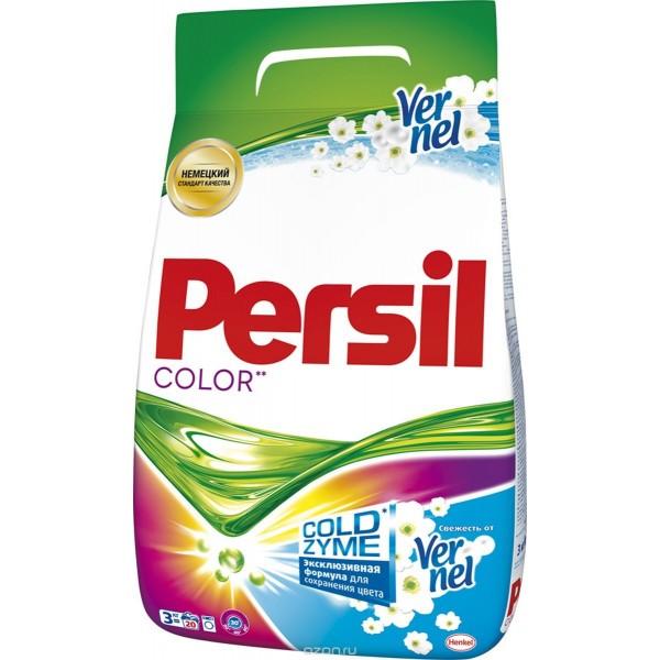 Լվացքի փոշի Persil գունավոր գործվածքների համար