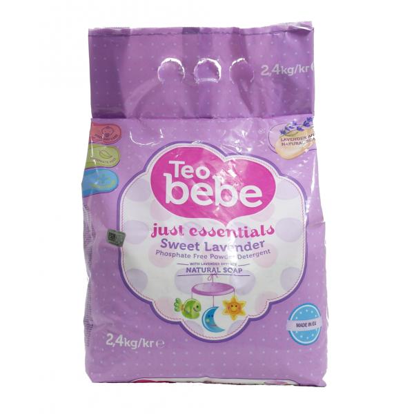 Լվացքի փոշի Teo Bebe Sweet Lavender