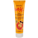 Մանկական արևապաշտպան քսուկ Faberlic, Leto SPF 30