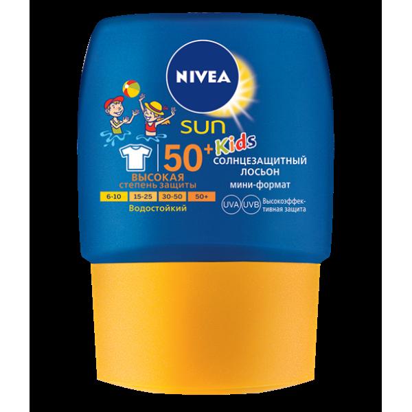 Մանկական արևապաշտպան լոսյոն Nivea SPF 50+