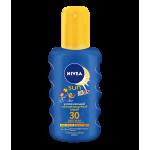 Մանկական արևապաշտպան սփրեյ Nivea SPF 30