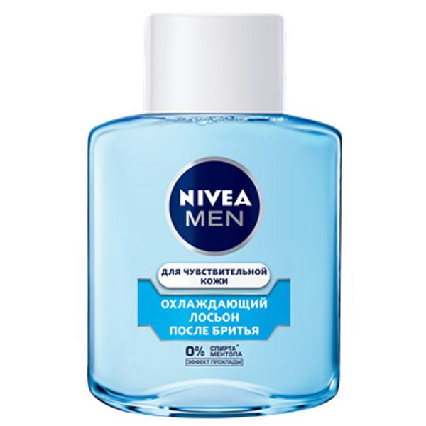 Սառեցնող լոսյոն սափրվելուց հետո Nivea Զգայուն մաշկի համար