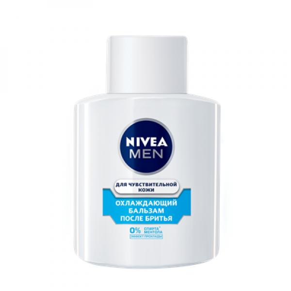 Սառեցնող բալզամ սափրվելուց հետո Nivea Զգայուն մաշկի համար
