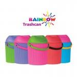 Պլաստիկ աղբաման Parex Rainbow