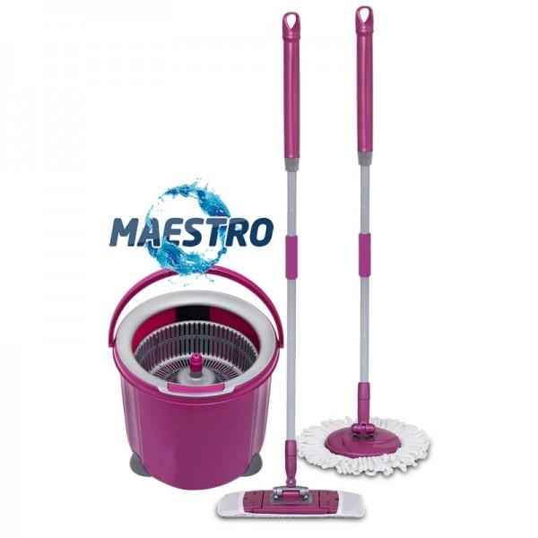 Մաքրման հավաքածու պտտվող մեխանիզմով Parex Maestro