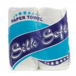 Թղթյա սրբիչ Silk Soft 2 հատ