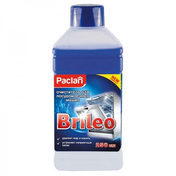 Սպասք լվացող մեքենայի մաքրման միջոց Paclan, 250մլ